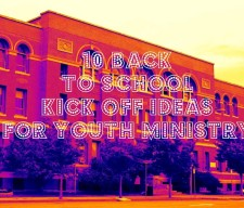 10 Back To School YM Ideas