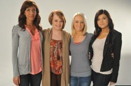 ORIGINAL TEEN MOM RETURN MTV