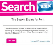 search xxx safe?