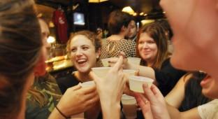College Binge Drinking Problem