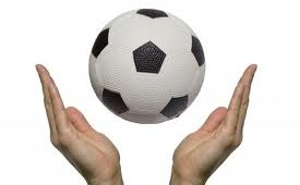 Soccer teams pray