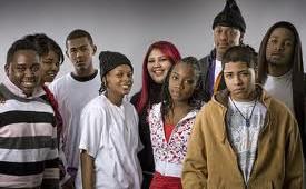 Urban teens.