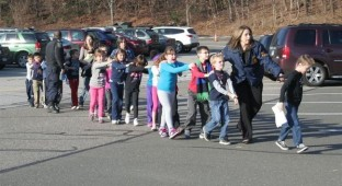 newton school shooting