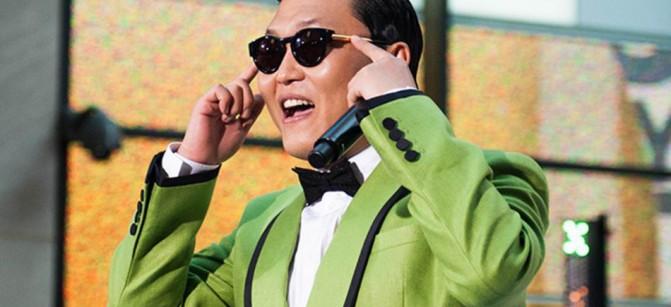 Guinness rekorlar kitabınayoutubeda en çok izlenen video olarak adını yazdıran gangnam style şarkısının sahibi