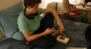 teen smart phone