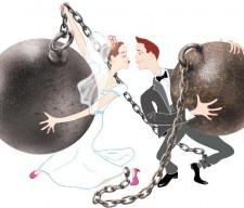 ball n chain marriage