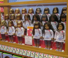 American Girl dolls
