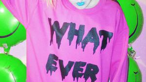 teen girl .
