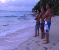 beach dad n sins