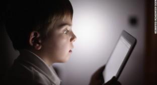 kid computer ipad