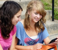 girls teen phone