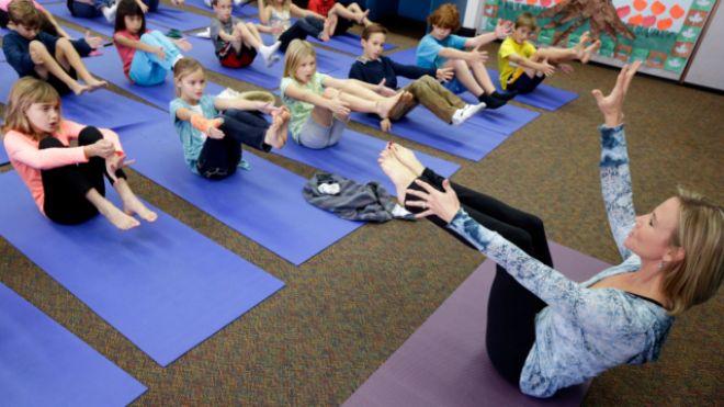 yoga cal