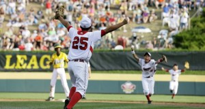 Little League World Series baseball sports