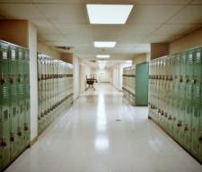 school hallway2