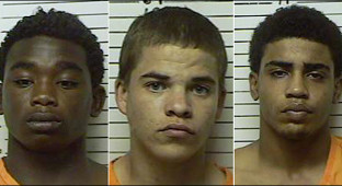 Chancey Luna, Michael Jones, James Edwards Jr