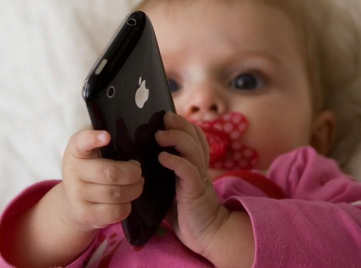 baby iphone