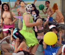 japan KIDS TEENS harlemshake-afp