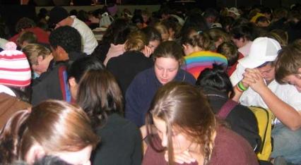 students prayer