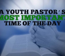 a-youth-pastors-most-important-time-of-the-day-blog-post