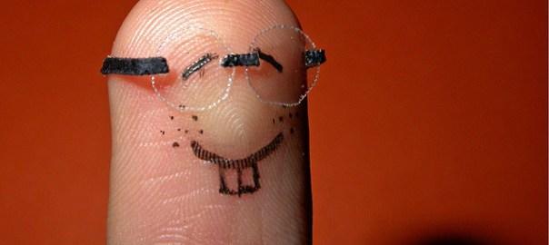 nerd finger