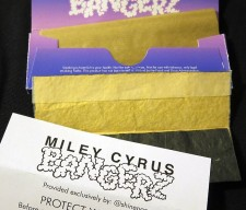 miley cyrus bangerz rolling gold papers the youth culture report
