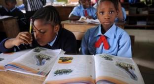 Nigerian girls school