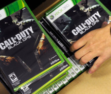 "New Video Game ""Call of Duty: Black Ops"" Released"