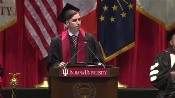 graduation parker