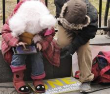 computer children tablet
