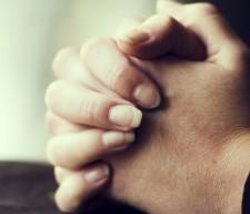 PRAY HANDS