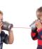 boys communication -speaking-