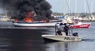 11111111111111111111111111111111111boat fire