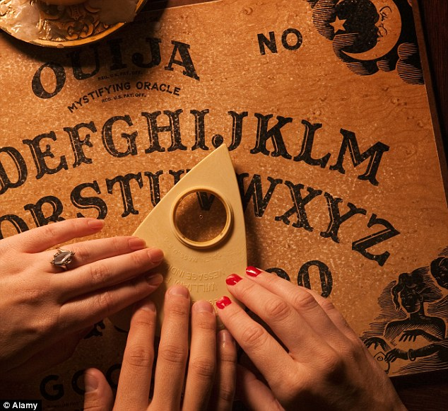 ouija board x mas list