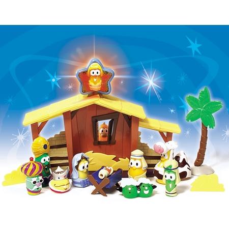 veggie nativity