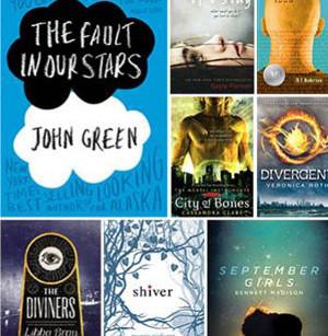 best-teen-books THEYOUTHCULTUREREPORT.COM