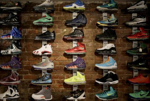nike youthculturereport.com sneaker pawn shop