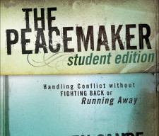 The Peacemaker youth ministry youth culture