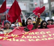 TURKEY -PROTESTS-ANNIVERSARY