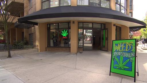 WEED POT VANCOUVER
