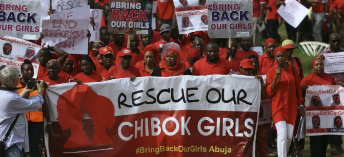 bring back our girls rally apr 13