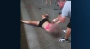 pool gym teacher