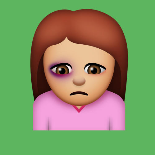 -abused -emoji SAD KID
