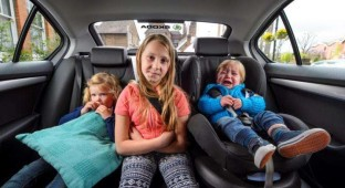 middleseat kiD CAR