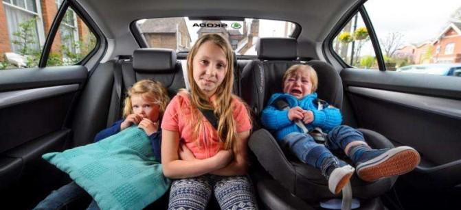 middleseat kiD CAR