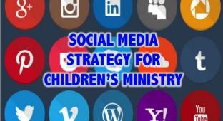 social meida CHILD MIN