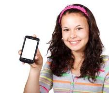 teen (1) smart phone