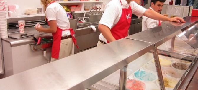 Ice cream JOB