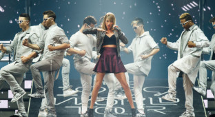 TAYLOR SWIFT LIGHT SAVES