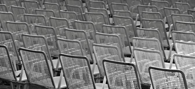 church students chair
