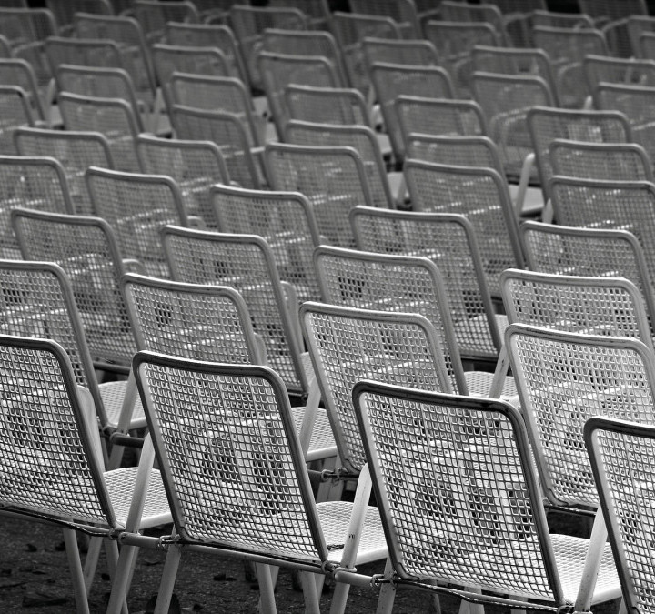 church students chair